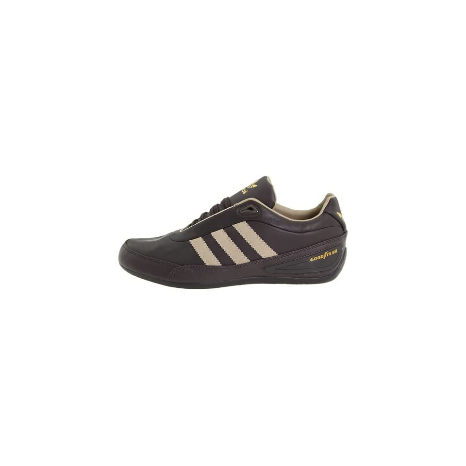 ADIDAS GOODYEAR RACE Schuhe, Weiss Rot 654338 Schuhe on