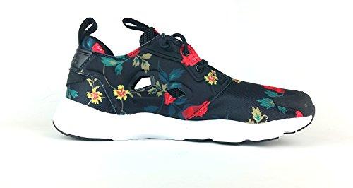 Reebok Women's FuryLite SR Shoe Size 6.5 reebok furylite cc coal wild orange blue