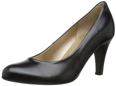 Gabor Womens Lavender L Court Shoes Black 35 EU