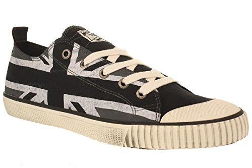Pepe Jeans London INDUSTRY FLAG - Herren Schuhe Sneaker - PMS30118