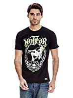 No Fear Camiseta Biker (Negro)
