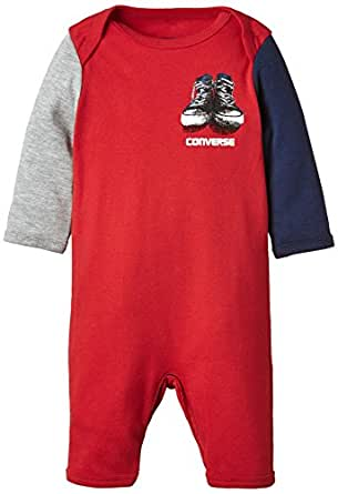 Converse Baby Boys All Star Romper Amazon Clothing