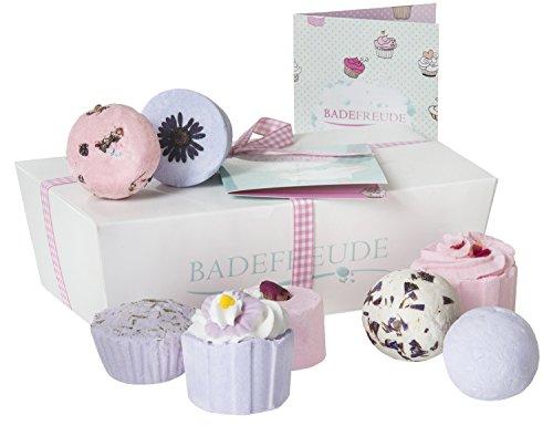 Badefreude Geschenkset (8 Badepralinen)