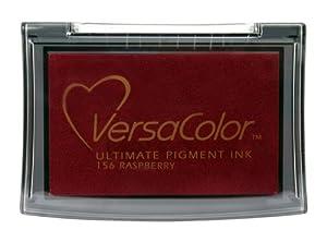 Tsukineko Full-Size VersaColor Ultimate Pigment Inkpad, Raspberry from Tsukineko