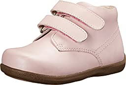 Umi Kids Baby Girl\'s Sam (Toddler) Soft Pink Boot 18 (US 3.5 Toddler) M
