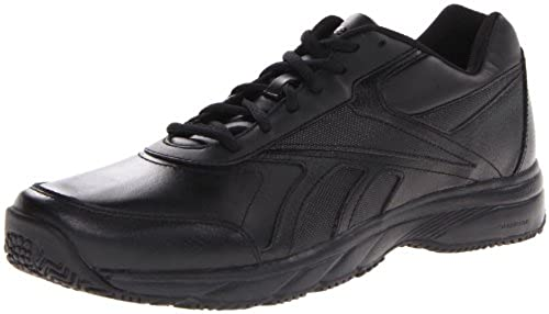 1. Reebok Men's Work N Cushion Walking Shoe
