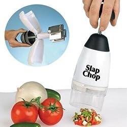 Slap Chop Food Chopper Machine Grater