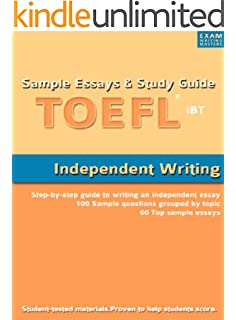 Free Sample TOEFL Essays | i-Courses