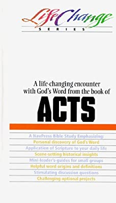 Acts, LifeChange Series