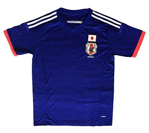 ワールドカップ 2014 日本代表 レプリカジャージ ホーム 背番号なし 香川 本田 長友