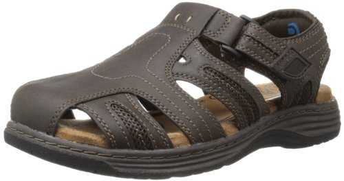 Mens Toe Loop Sandals front-903658