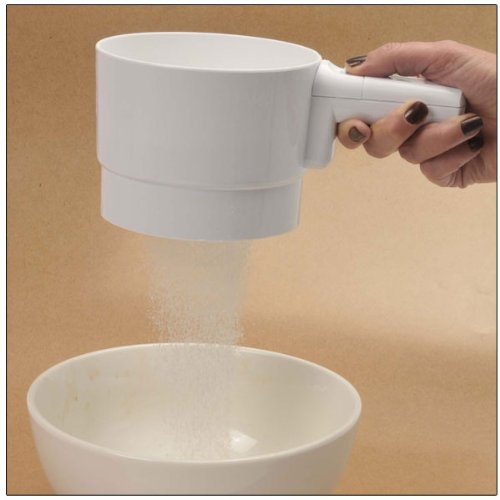 Acquisition Battery Operated Flour Sifter discount
