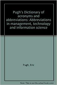 Managing abbreviation