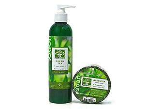 Bath and Body Set - Green Tea