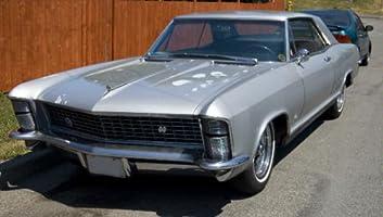1963 Buick Riviera Car Interior Design