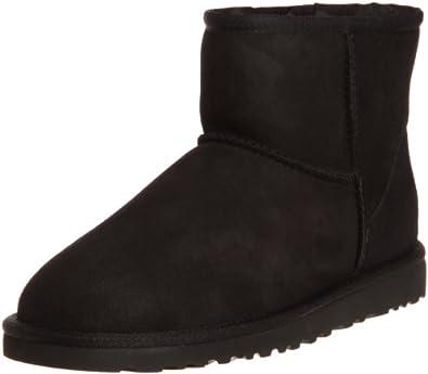 (历史最低)UGG Classic Mini Boot女子经典皮毛一体短靴$132.87多色第三方