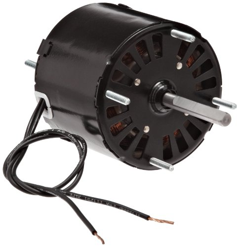 "Fasco D132 3.3"" Frame Open Ventilated Shaded Pole General Purpose Motor with Sleeve Bearing, 1/20HP, 1500rpm, 115V, 60Hz, 1.8 amps, CW Rotation by Fasco Motors"