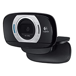Amazon Lightning Deal: Logitech HD Portable 1080p Webcam C615 with Autofocus (960-000733) $39.99