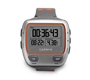 Garmin Forerunner 310XT - Reloj GPS deportivo (Garmin Connect, Garmin Training Center), con pulsómetro