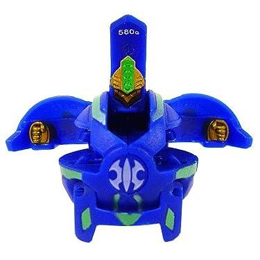 Bakugan Single Loose Figure Aquos Siege Blue   580g