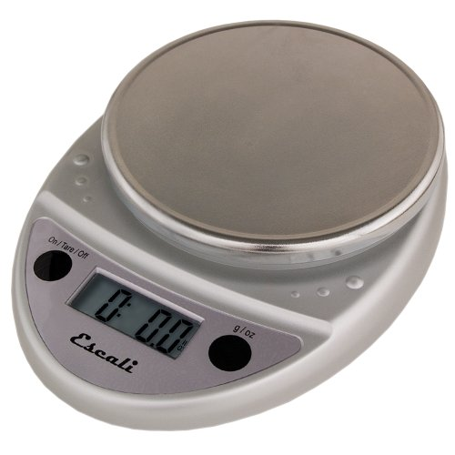 Escali P115C Primo Digital Multifunctional Food Scale, Chrome