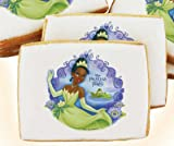 The Princess and the Frog Tiana Bayou Cookies
