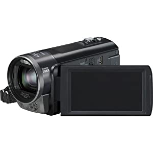 Panasonic HDC-TM90K 3D Compatible Camcorder with 16GB Internal Flash Memory (Black)
