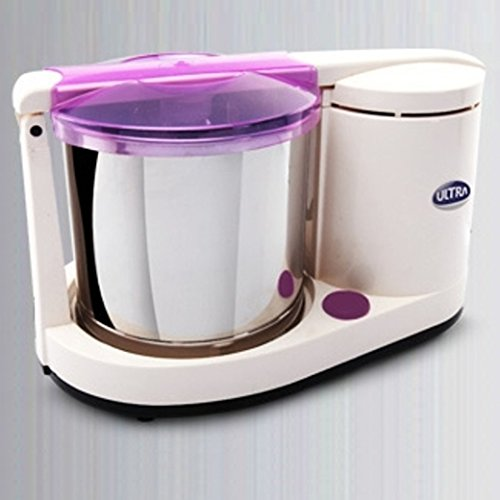 Ultra Elgi Dura + Table Top Wet Grinder 110V 42 Ounce 42 Ounce Bawa White (Ultra Dura Grinder compare prices)