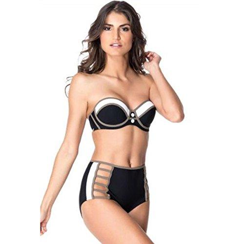 SW10246C2 Polyester Women Bikini Swimsuit Size M (Hydro Fit Wet Vest compare prices)