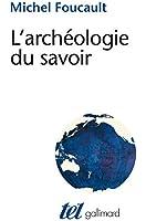L'arch�ologie du savoir