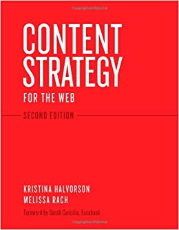 Content Strategy for the Web, 2nd Edition book cover