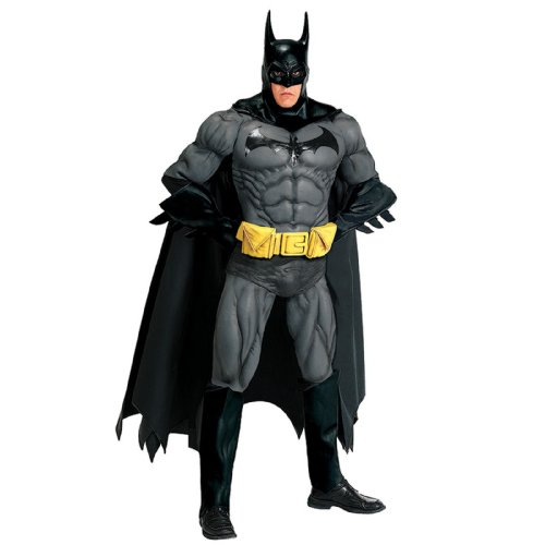 Collector's Edition Batman Costume - Standard - Chest Size 40-44