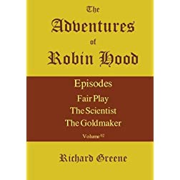 The Adventures of Robin Hood - Volume 02