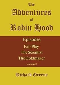 The Adventures of Robin Hood - Volume 02