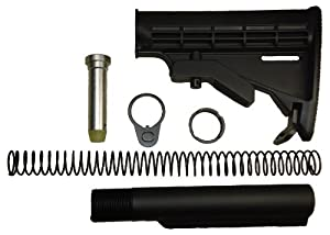 Scorpion Armaments SA-BS7 AR15 Commercial Buffer Tube Stock sold BY 22mods4all