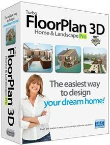Floorplan 3D Home and Landscape Pro V15 [Old Version]