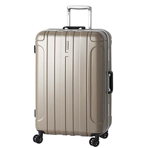 (ピジョール) PUJOLS 4輪スーツケース 58L アルモニー 05732 (ブロンズ(06))