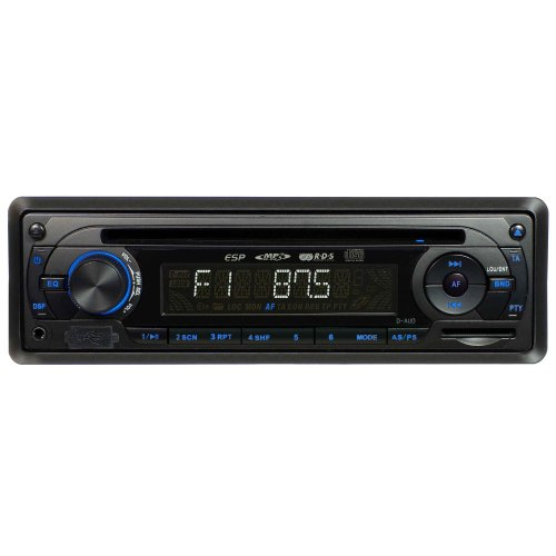 Cartechnic 30576 CD-Autoradio Köln, MP3, USB, SD / MMC-slot