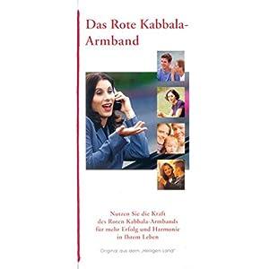 Das Rote Kabbala-Armband (Edition Sternenprinz)