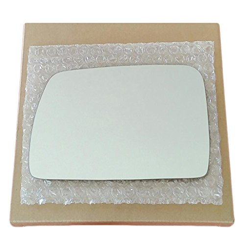 Mirror Glass and Adhesive | 00-06 BMW X5 SUV Driver Left Side Replacement (2001 Bmw X5 Side Mirror compare prices)