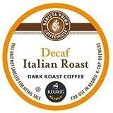 BARISTA PRIMA DECAF ITALIAN ROAST K CUP COFFEE 72 COUNT