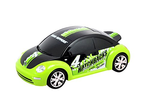 Toy State Road Rippers Light and Sound Hatchbacks Volkswagen Beetle
