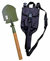 Chinese Military Shovel Emergency Tools WJQ-308 Ver 2012 with Original Waterproof Cases Bag Kit