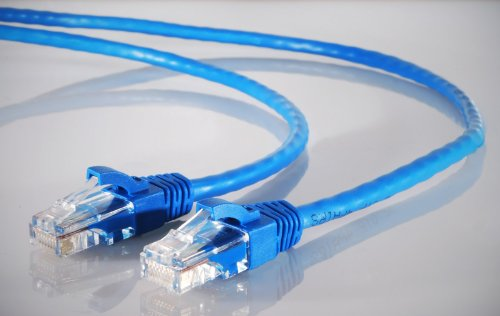 Mediabridge - 5ft Blue CAT5 Ethernet Cord