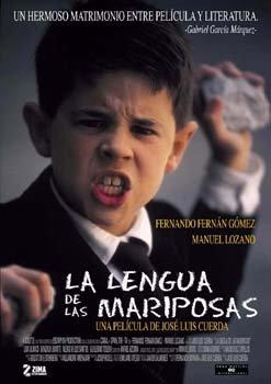 La Lengua De Las Mariposas (The Butterfly'S Tongue) [*Ntsc/Region 1 & 4 Dvd. Import-Latin America] No English Options front-325884
