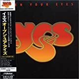 Open Your Eyes by Yes [Music CD]