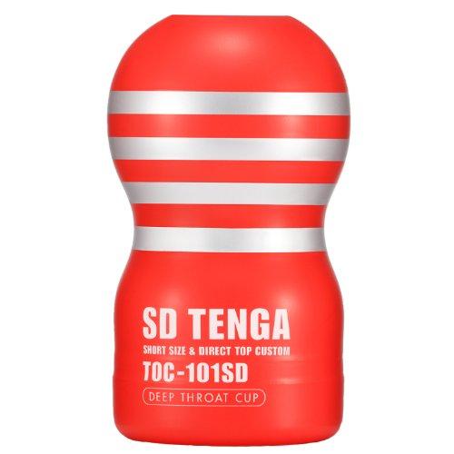 TENGA SD TENGA ディープスロート・カップ 【ショートタイプの奥突き感! 】