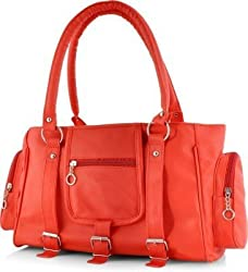 Glory Fashion Women's Stylish Handbag Pink-AK-003