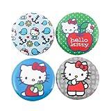 Hello Kitty Button Set