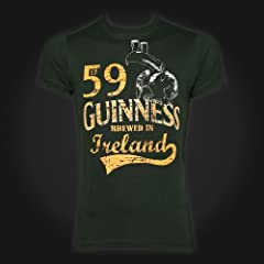 Guinness Green Toucan Ireland 1759 Tee
